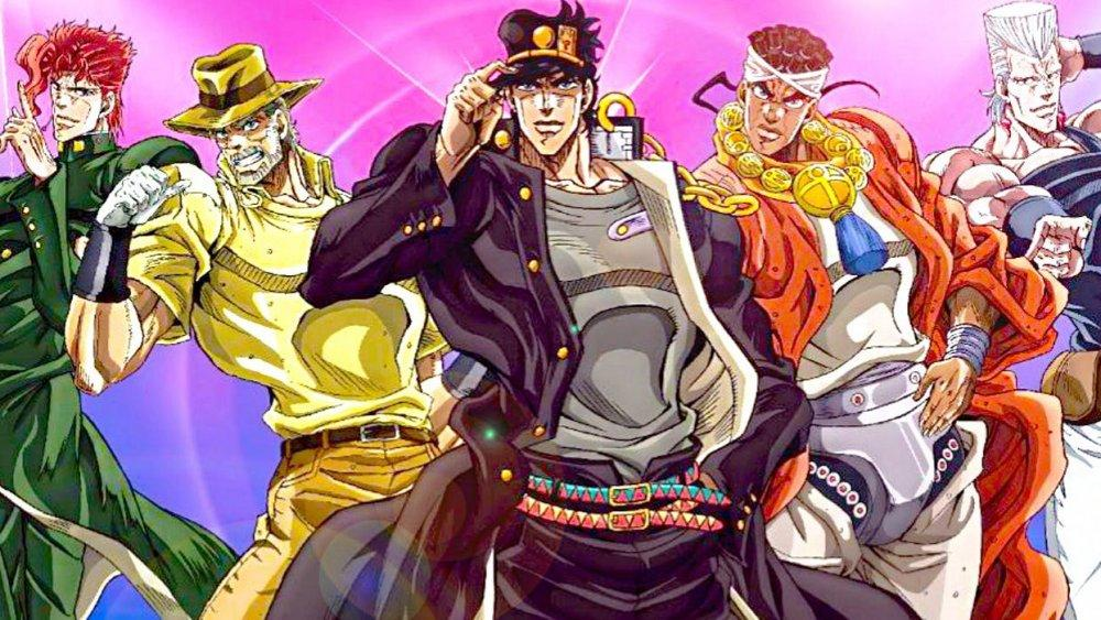 The untold truth of JoJo's Bizarre Adventure
