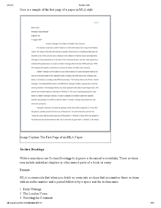 Purdue Owl Mla Formatting Full Resource