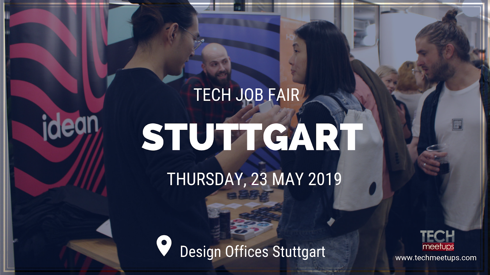 join stuttgart tech job fair