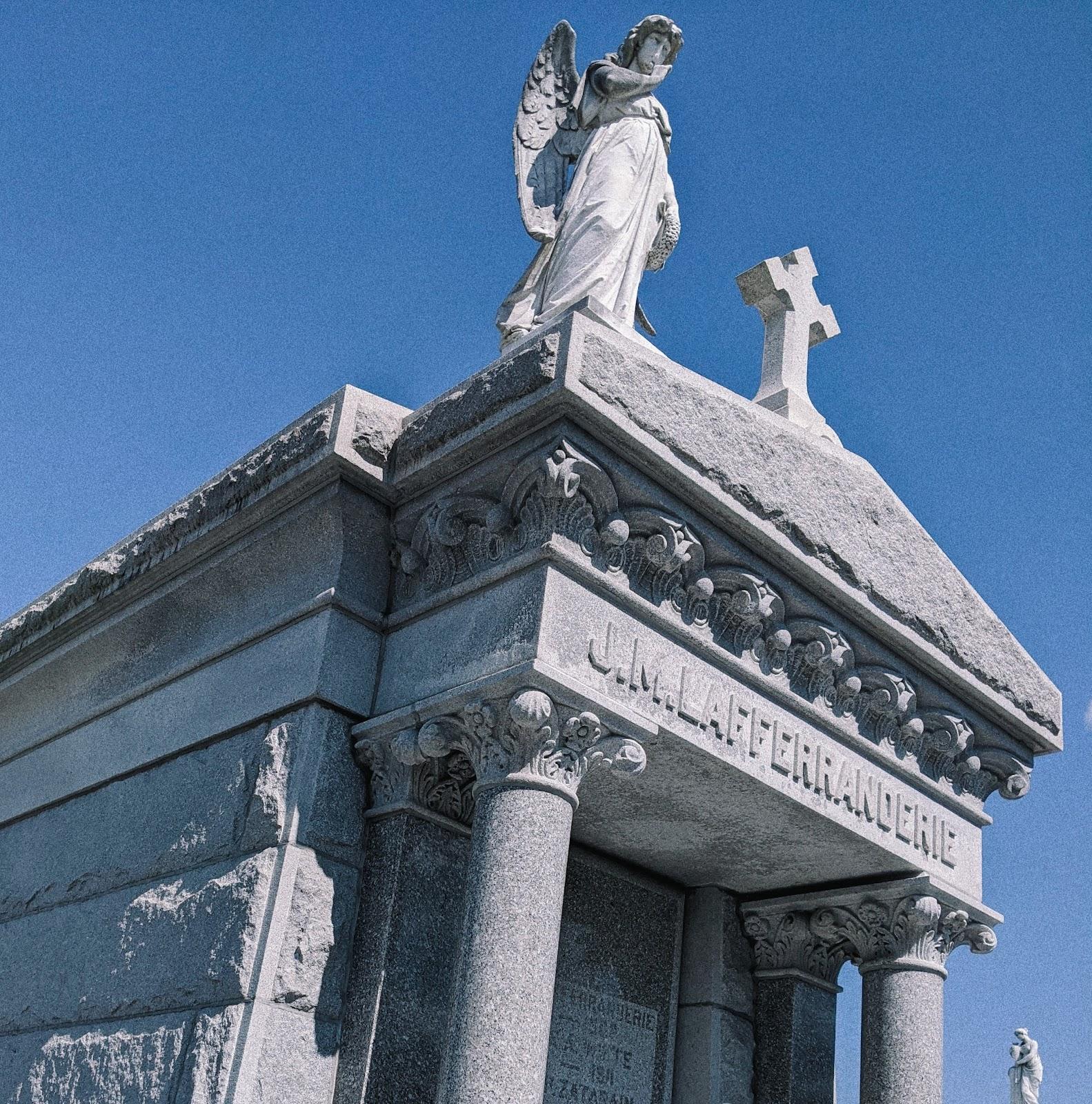 הסיפור של ניו אורלינס היסטוריה וחוויות