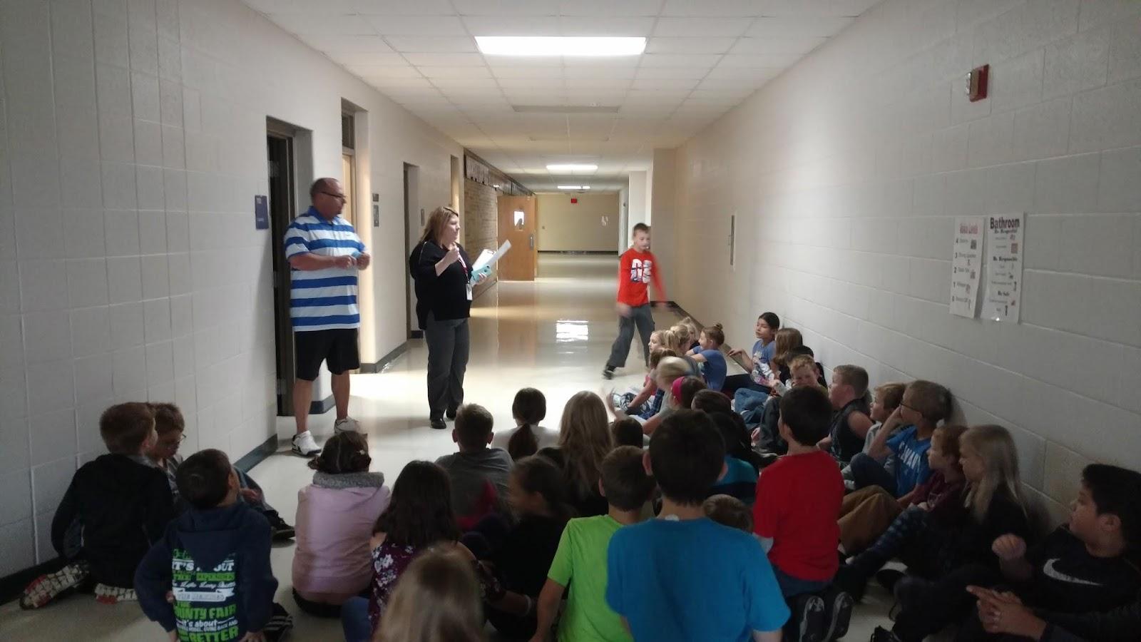 hallway safety demo
