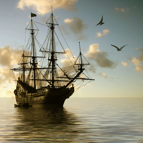 Ahoy! It's Talk Like a Pirate Day-image