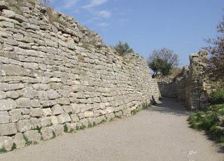 La arquitectura griega arquitectura militar for Arquitectura militar