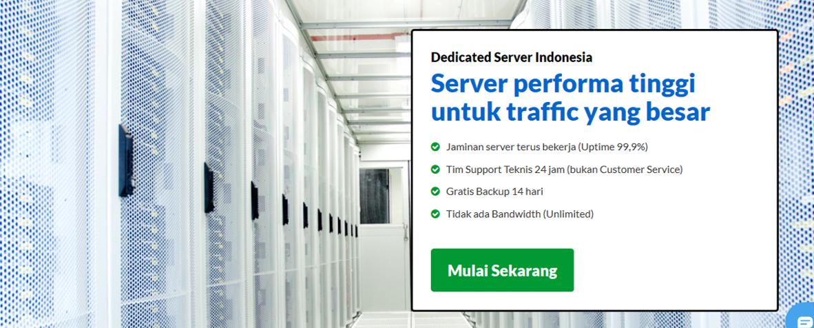 9 Alasan Memilih Dedicated Server - 2021