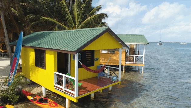 Uffici in vacanza palafitta tropici