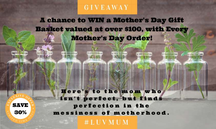 Yes Wellness Mother's Day Giveaway