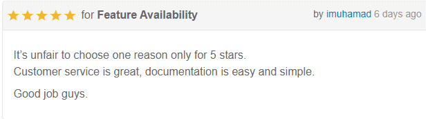 magento theme rating