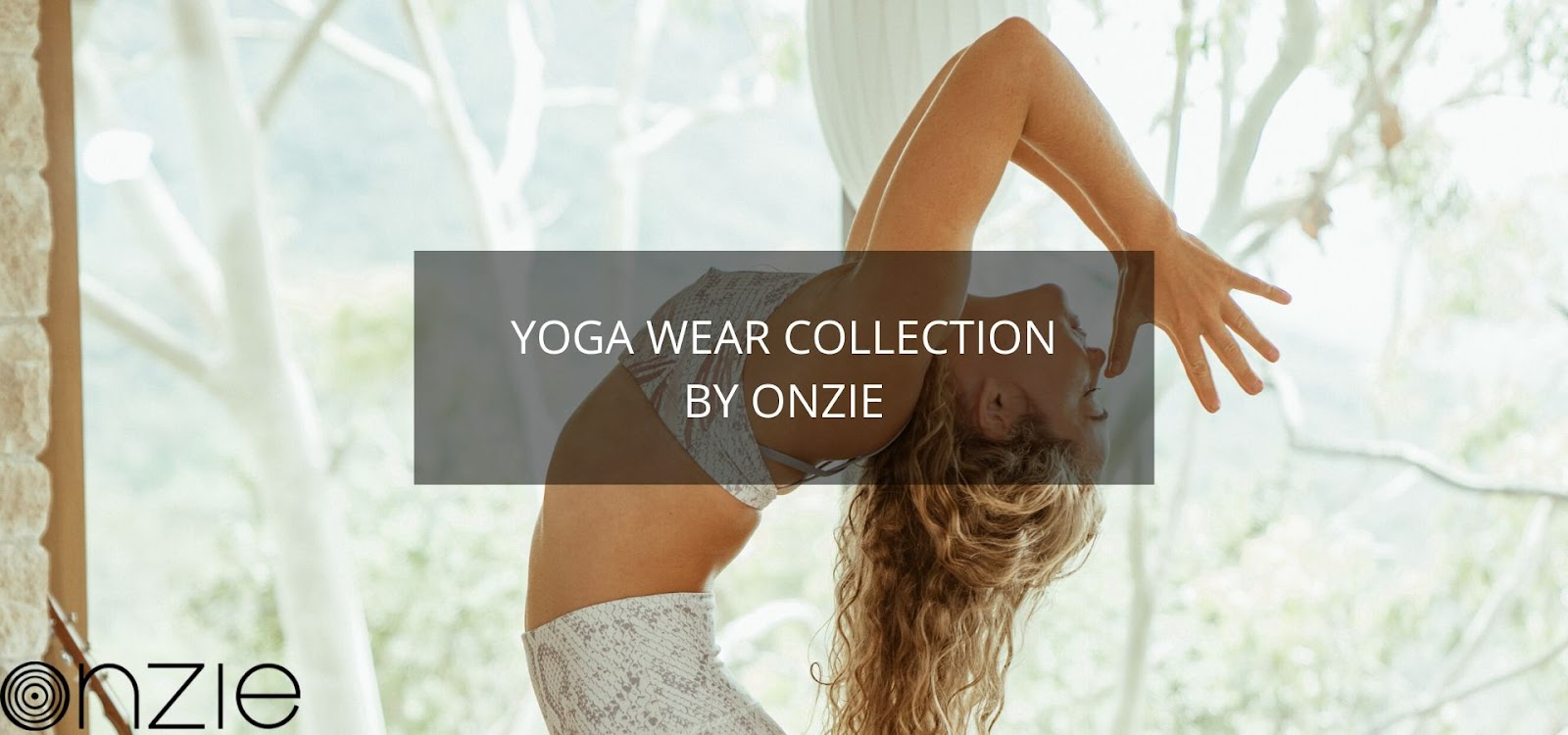 Looking for Yoga fashion in 2020 ? Then explore and shop online beautiful yoga wear collection by Onzie in Dubai , United Arab Emirates (UAE) .