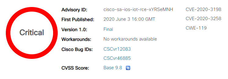 Cisco IOS Routers