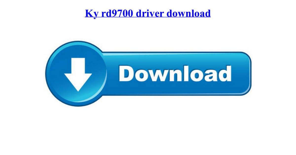 Ky-rd9700 скачать драйвер.