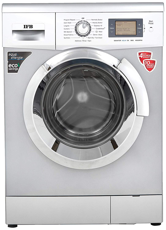 IFB 8 kg Fully-Automatic Washing Machine