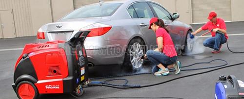 Bảng giá máy rửa xe cao áp tại Điện máy Hoàng Liên