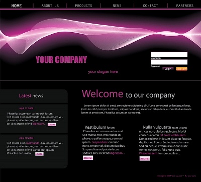 2. Small Business Website Design