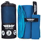 HERO Travel Towel - Blue