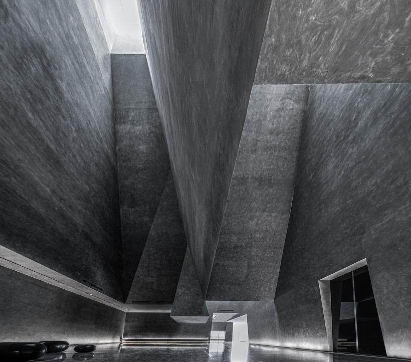 Màu xám - Gam màu hiện đại trong kiến trúc