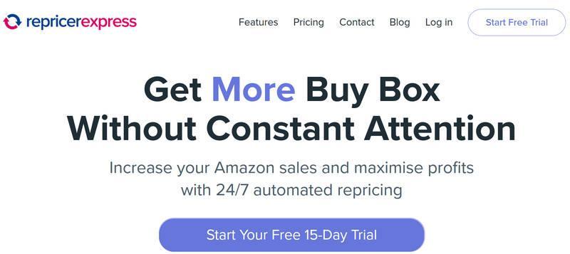 Сервис Repricer Express для мониторинга цен в Amazon