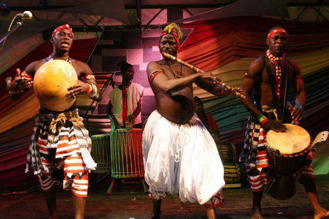 Multiculturalpedia(Philippines-Africa)   African music, Sub-saharan  african, Rhythm and blues