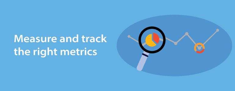 Track the Right Metrics of your website SEO