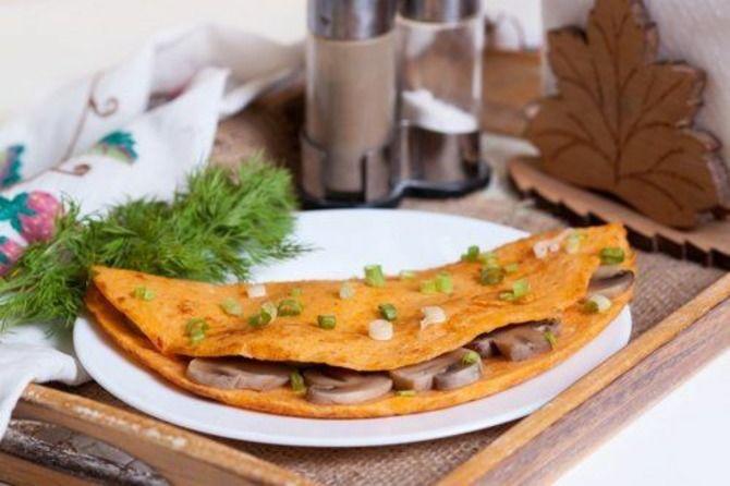 So kochen Sie ein nicht klassisches Omelett: 5 originale Frühstücksrezepte 5