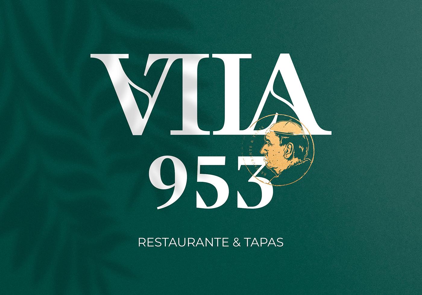 ambigram culture identity logo Portugal tradition vila953