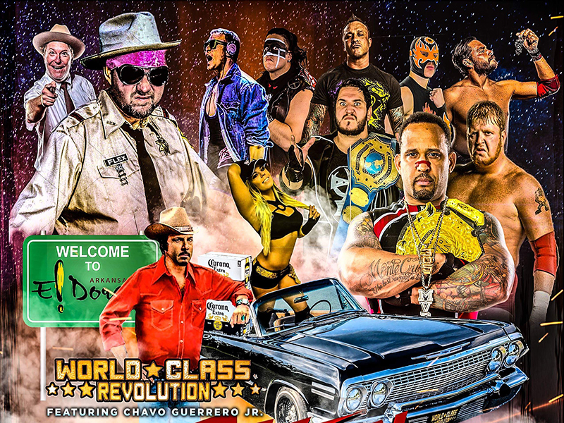 <h3>World Class Revolution Wrestling</h3>