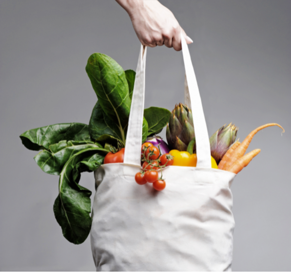 Reduce Plastic waste - Non-plastic bag for shoping (Your own bag)