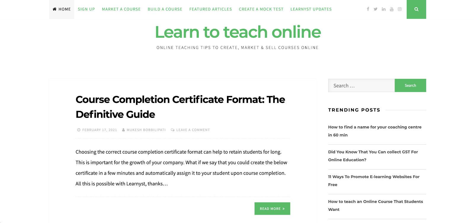 how to teach online classes
