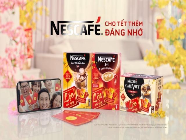 Hộp quà tết Nescafe