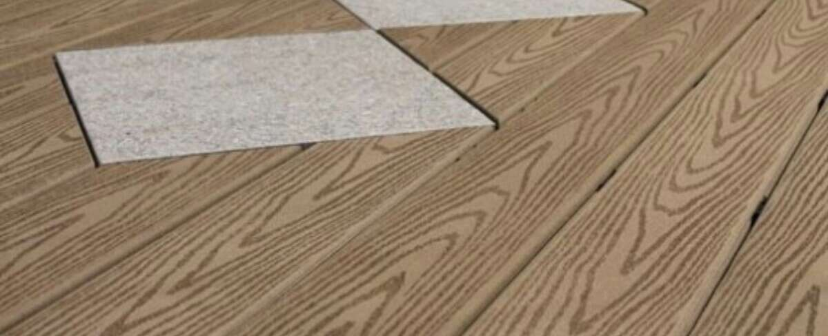 you should choose wood or plastic, or composite decking