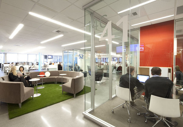 thiết kế nội thất văn phòng 3