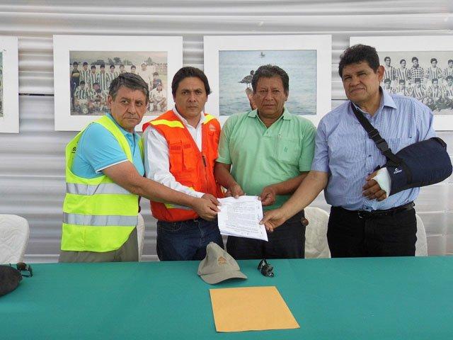 Construirán carretera en Huarmey a través de Obras por Impuestos
