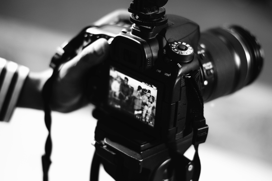 A DSLR camera is important for selling products on your blog