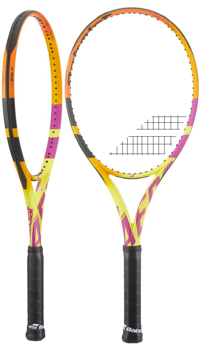 Babolat Pure Aero Rafa Racquets