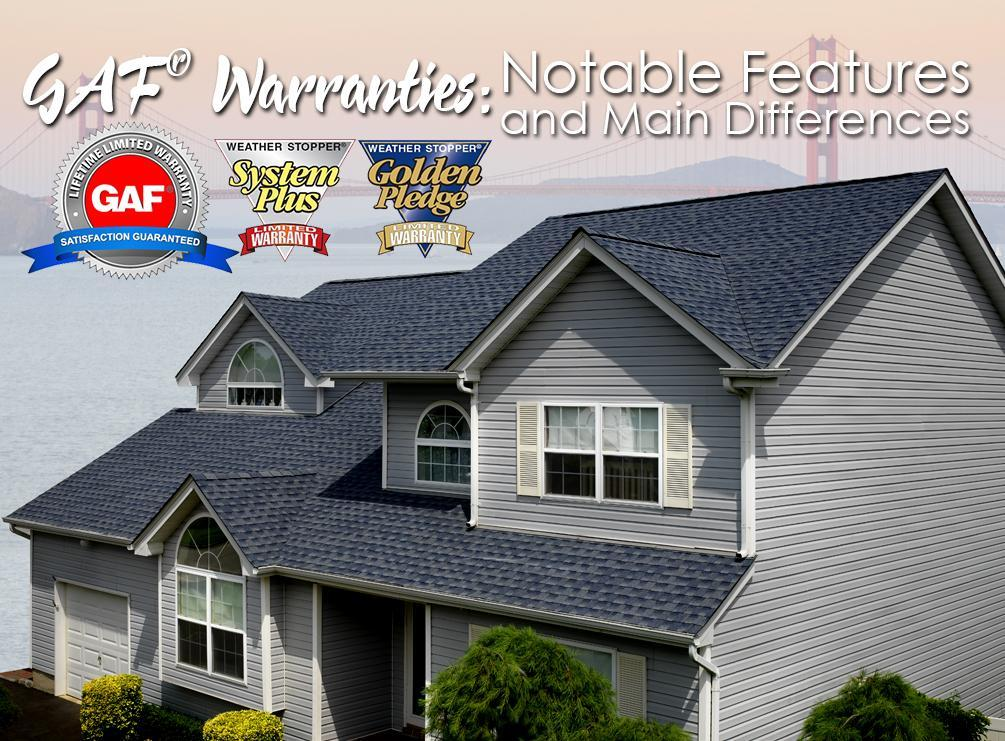 Gaf 174 Warranties Notable Features And Main Differences