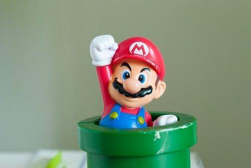 Super Mario, Mario, Mario Bros