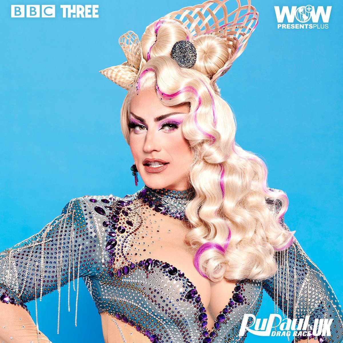 Meet the Queens of RuPaul's Drag Race UK Season 3! 31