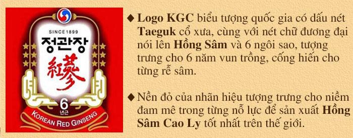 cách 2 phân biệt hồng sâm KGC Hàn Quốc thật giả