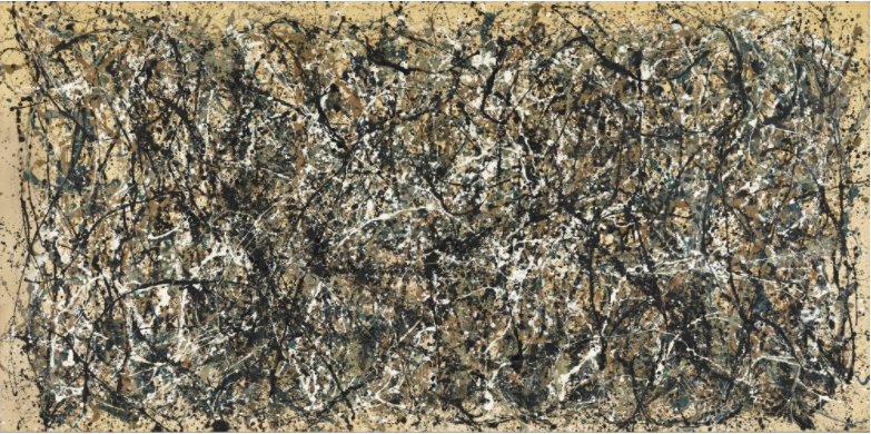Jackson Pollock One: Number 31, 1950