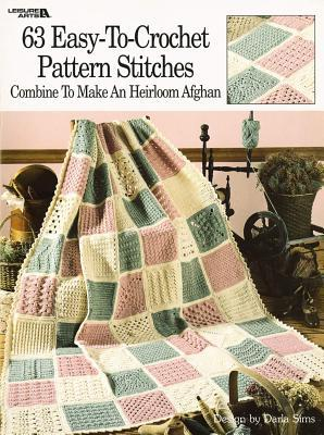 Get pdf 63 more easy-to-crochet pattern stitches (leisure arts.