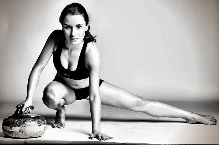 Anna Sidorova (Curling)