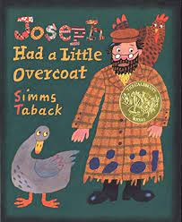 Joseph Had a Little Overcoat (Caldecott Honor Book): Taback, Simms, Taback,  Simms: 9780670878550: Amazon.com: Books