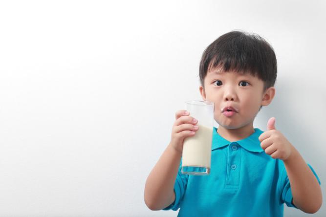 kombinasi PDX & GOS mendukung sistem pencernaan anak
