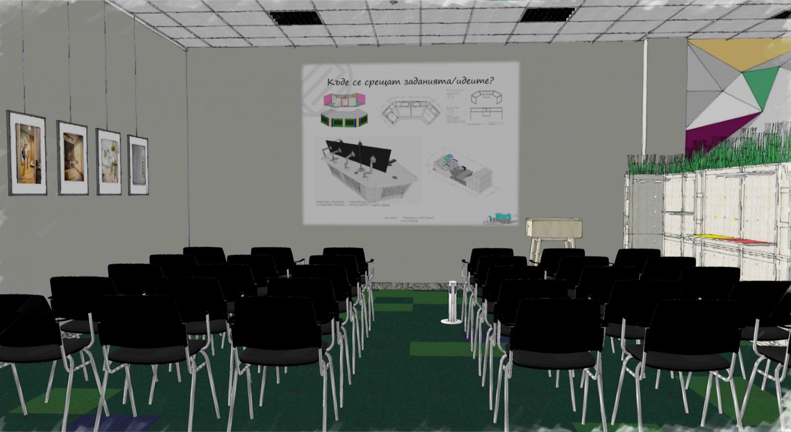 3DEA Firması ile Yenilikçi İç Mekan Tasarımları 9
