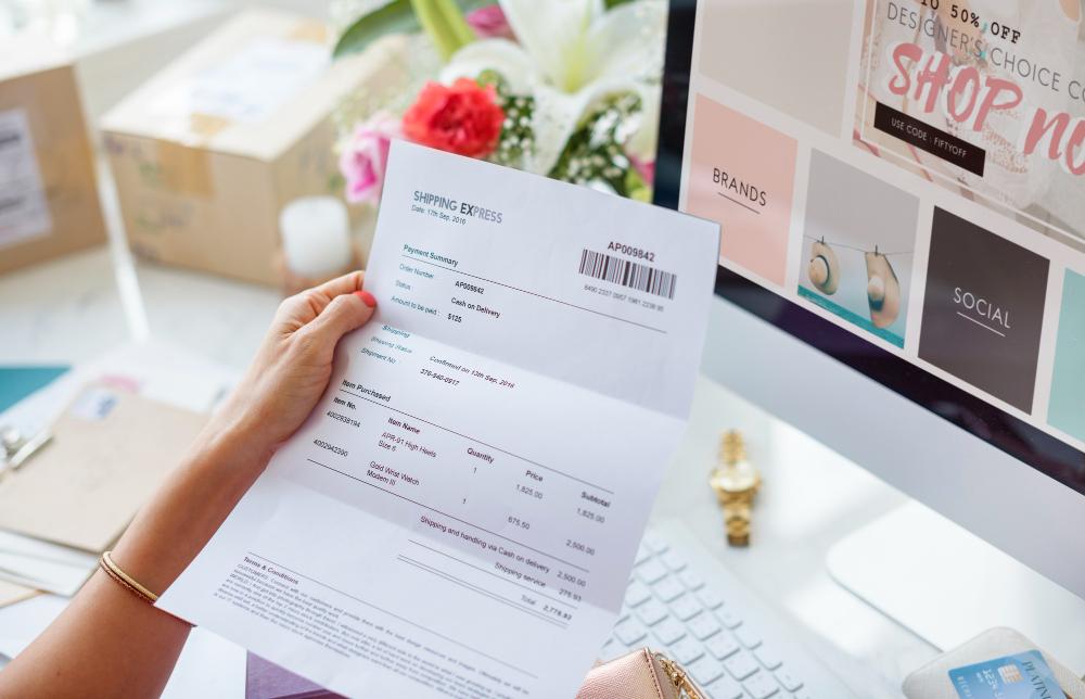 Existem tipos diferentes de nota fiscal no e-commerce, cada uma para uma situação. (Foto: Freepik)