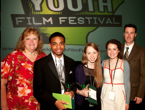 Honoring our filmmakers: If you give a kid a camera . . .