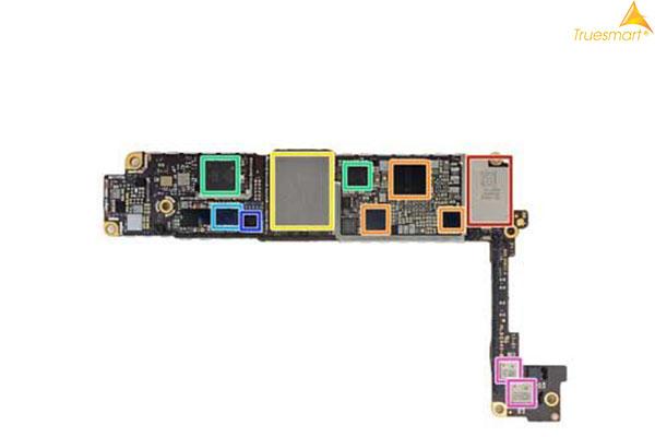 Thay ổ cứng iPhone XS chính hãng giá rẻ tại Hà Nội