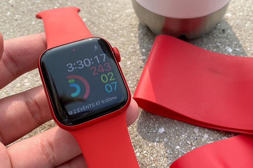 Chạy bộ, đạp xe, Gym, Yoga và hơn thế nữa với đồng hồ Apple Watch Series 6 GPS 40mm