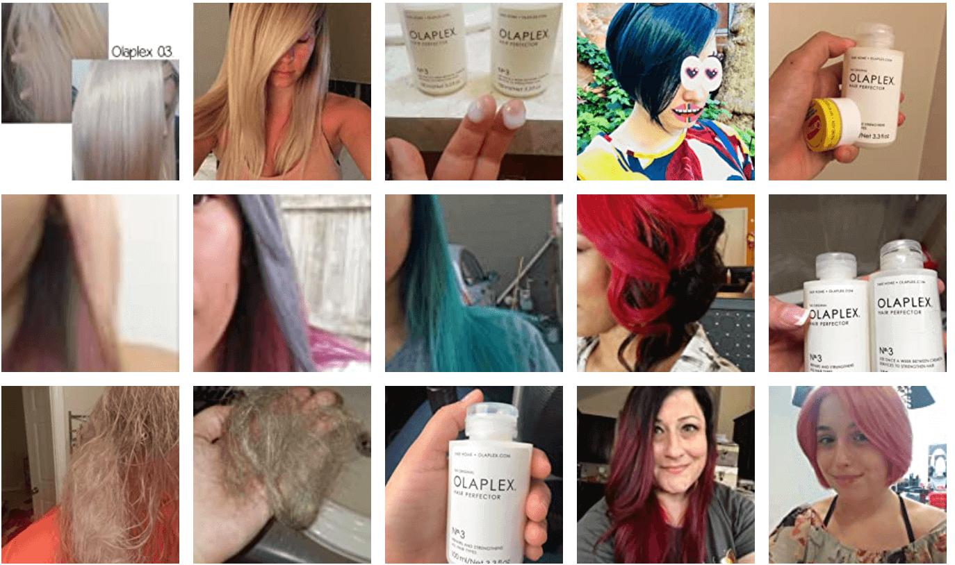 Olaplex botox hair