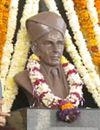 Visvesvaraya Statue bust at JIT.jpg