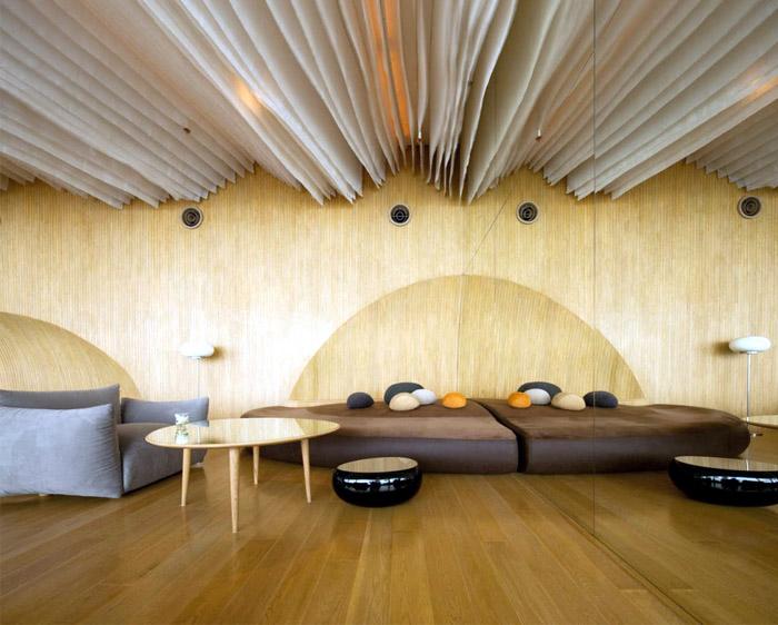 Stylish Bar Lobby